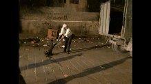 صندوق النظافة والتحسين بتعز ينفذ حملة للقضاء على الكلاب والبعوض