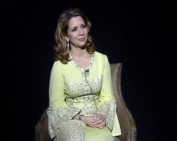 سمو الأميرة هيا بنت الحسين في مقابلة حصرية مع دبي ون
