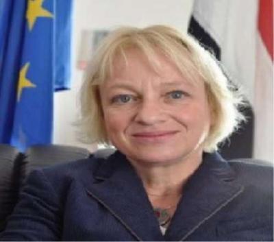 """مسئولة أوروبية: حرب الحوثيين والسلفيين فى دماج اليمنية """"كارثة إنسانية"""""""