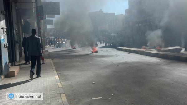 فوضى وسط العاصمة صنعاء (صور)