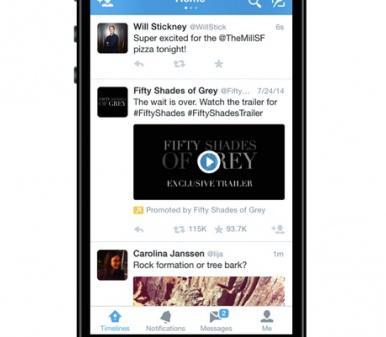 تويتر تُعلن إطلاق المرحلة التجريبية من إعلانات الفيديو
