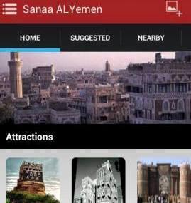 مهندس يمني يطلق دليل للعاصمة صنعاء في الهواتف الذكية