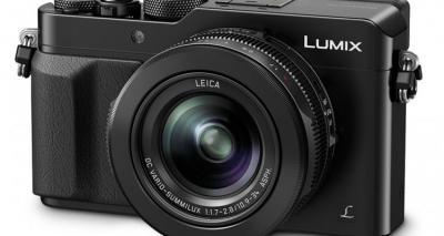 بانسونيك تكشف عن كاميرا مدمجة LX100 يمكنها تصوير فيديو بدقة 4K