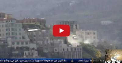 فيديو: وحدها إب من فاجأت الحوثيين.. تقر�