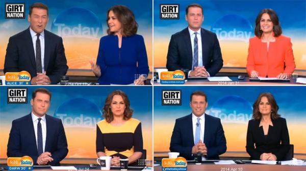 بالفيديو.. إعلامي أسترالي في نفس البدل�