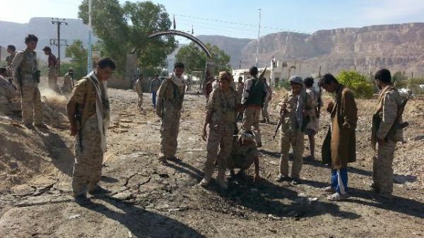 شاهد صور وفيديو للتفجير الذي استهدف ال