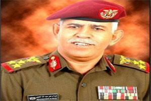 الدفاع اليمنية تروي تفاصيل محاولة اغتيال قائد المنطقة العسكرية الأولى