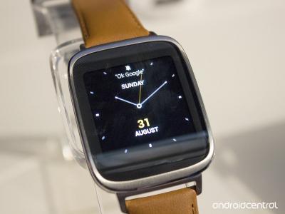 أسوس (ASUS) تعمل على الجيل الثاني من ساعة ZenWatch مع دعم المكالمات الصوتية