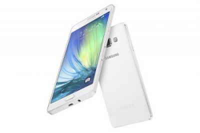 سامسونج تعلن رسمياً عن أنحف هواتفها Galaxy A7 بجسم مصنوع من المعدن وسُمك 6.3 ملم