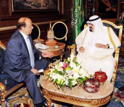 السعودية تحذر الرئيس هادي