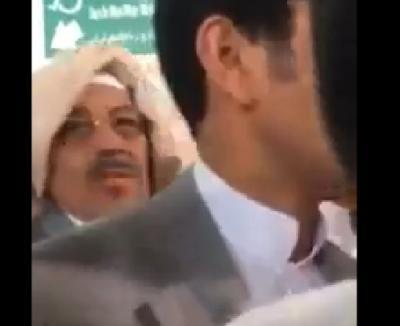 شاهد فيديو: لأول ظهور للواء علي محسن با