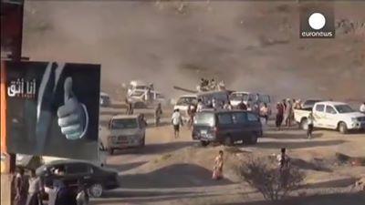 فيديو .. كيف غادر الرئيس هادي عدن، تقرير مصور