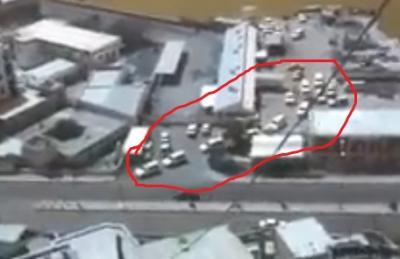فيديو.. لحظة مغادرة هادي عدن بزورق بحري، ووكالة أمريكية تكشف المكان الذي فر إليه