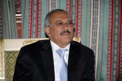 علي عبدالله صالح يتدخل ويطلق مبادرة لحل الأزمة في اليمن