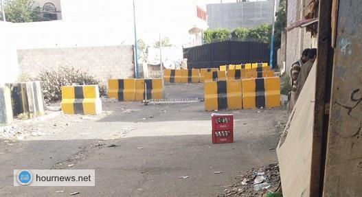 """شهود يكشفون لـ """"اخبار الساعة"""" حقيقة محاصرة منزل الرئيس السابق علي عبدالله صالح (صورة)"""