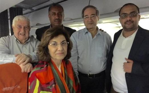 صورة لقيادات من المؤتمر مثيرة للجدل باليمن والسعودية