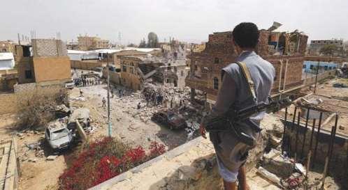 ضغوط مكثفة نحو «هدنة إنسانية» قبيل وصول ولد الشيخ إلى اليمن