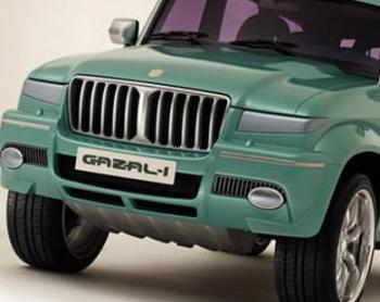 غزال 1 أول سيارة سعودية اخبار الساعة