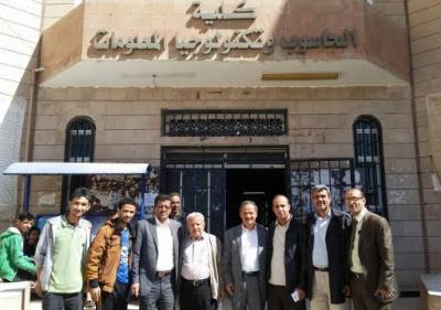 استمرار الإضراب الشامل بجامعة صنعاء ونقابة التدريس تلتقي قيادات الجامعة