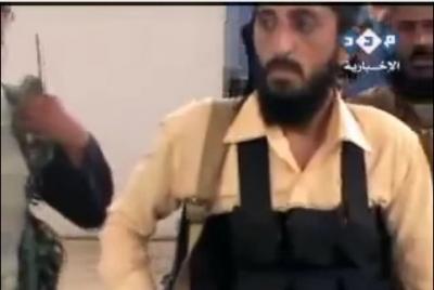 فيديو: كلمة امير القاعده في ابين أمام الاسرى الضباط والجنود وتواجد عناصر أجنبية