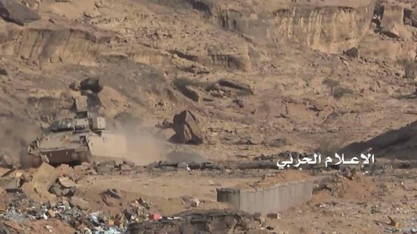 فيديو يظهر اشتباكات مباشرة بين الحوثيين والجنود السعوديين داخل الحدود السعودية