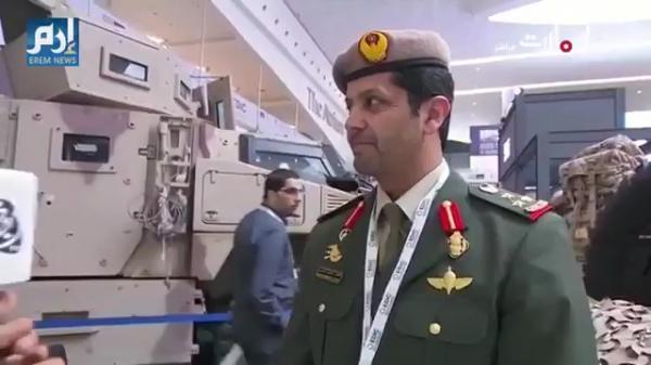 القائد الإماراتي العميد ناصر مشبب العتيبي يعلق على مقتل اللواء احمد سيف اليافعي (فيديو)