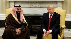مصادر تكشف مالذي طلبه الامير محمد بن سلمان من الرئيس الامريكي ترامب بشأن حزب الإصلاح اليمني