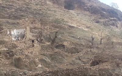 شاهد بالفيديو.. احصائية واثار دمار ام القنابل التي اطلقها سلاح الجو الامريكي على افغانستان