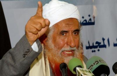فيديو على الانترنت يفضح تناقضات الشيخ «الزنداني» حول دفع «الخمس» لآل البيت (شاهد)