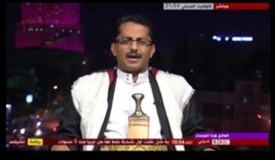 شاهد بالفيديو كيف هاجم البخيتي جماعة الحوثي وبماذا وصفهم !