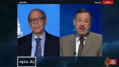 نجل شقيق صالح يكشف عن السؤال الذي لو طُرح لنسف حلقة «بلا حدود» على قناة الجزيرة مع السفير الامريكي السابق «فيرستاين» (فيديو)