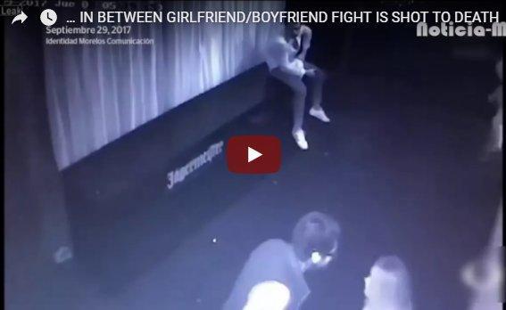 فيديو.. شاب يدفع حياته ثمنًا لدفاعه عن فتاة