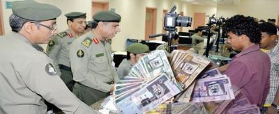 السعودية تحدد  غرامة كبيرة على بقاء الوافد بعد انتهاء تأشيرة الدخول
