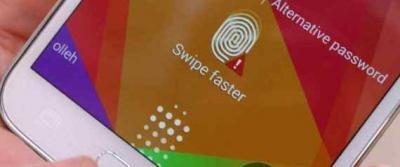 سامسونغ تستبدل قارئ البصمة في أجهزتها المستقبلية بتقنيات أخرى منها التعرف على الوجوه