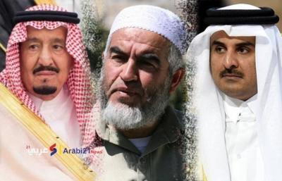 """بالفيديو.. رائد صلاح يوجه من داخل فلسطين""""1948م"""" رسالة هـــامة للملك سلمان والشيخ تميم!"""