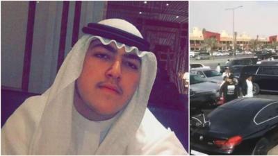 شرطة الرياض توقف الأمير مشهور بن طلال بعد مشاجرة (فيديو وصور)