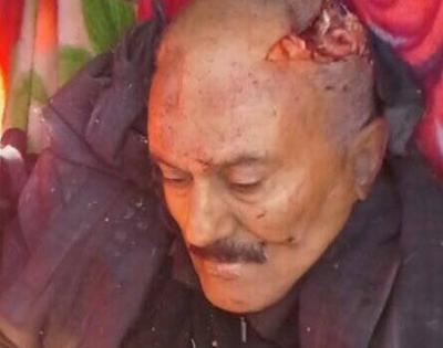 """عاجل: الحوثيين يعلنون مقتل علي عبدالله صالح وينشرون فيديو لذالك """"شاهد"""