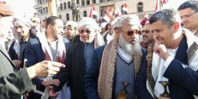 شاهد بالفيديو .. ماذا قال خطيب جامع الصالح حول مقتل علي عبد الله صالح !!