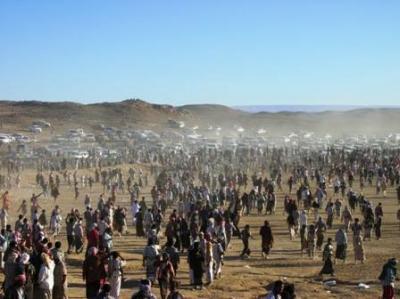 الدائرة الإعلامية لحلف قبائل حضرموت تنفي بيان نُسب إليهم  (صورة)