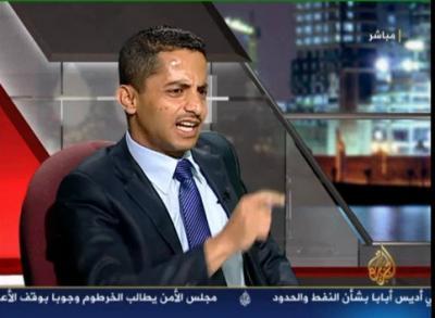 البخيتي : يسخر بشدة من قرارات اللجنة الاقتصادية للحوثيين ويؤكد بأنها تكرس للانفصال  متسائلا بأي أنواع القات خزنت لجنتهم الاقتصادية .