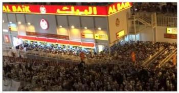 عشق وهوس السعوديين لوجبات البيك