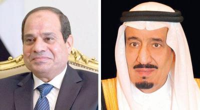 قمة مصرية سعودية في الرياض تبحث أمن اليمن والخليج