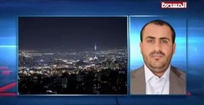 """الناطق الرسمي للحوثي : لهذه الاسباب ارسلنا وفد رفيع المستوى الى طهران """"فيديو"""""""