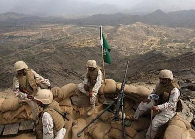 مقتل جندي سعودي في مواجهات مع الحوثيين على الحدود مع اليمن