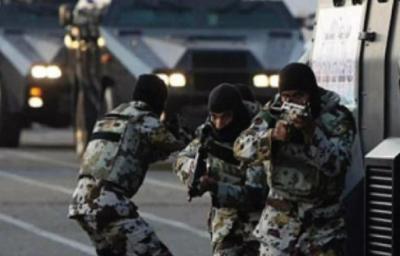 السعودية: الأمن السعودي يقضي على مسلحين في جدة صباح اليوم (فيديو)