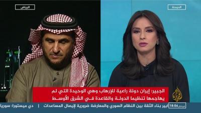 """مسؤول عسكري سعودي: لسنا بالسذاجة التي تظننا بها إيران.. وسنعيد """"طهران"""" إلى صوابها  (فيديو)"""