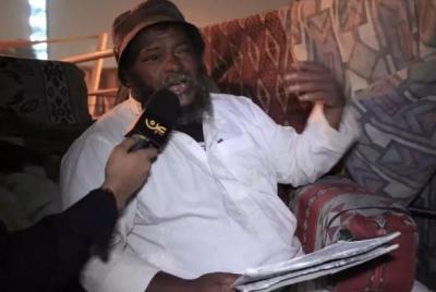 """""""شاهد بالفيديو"""": """"المهدي المنتظر"""" يظهر على كورنيش جدة ويثير رعب السعوديين"""