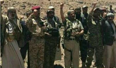 شاهد بالفيديو : العميد طارق صالح في تدريبات فرق الاقتحام والالتفاف - اليمن