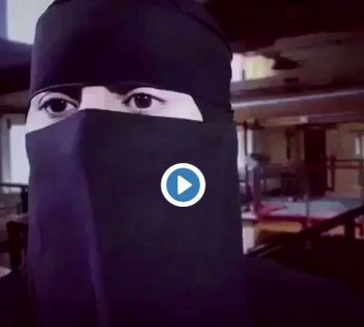 """شاهد بالفيديو : اقوى رد من سعودية التي وصفت السعوديين بالخراف المتخلفه بسبب نظرتهم لإبنة الرئيس الامريكي ترامب """"ايفانكا"""""""
