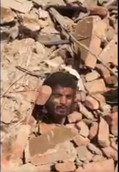 شاهد بالفيديو: انتحاري يفجر نفسه بـحي أجياد في مكة المكرمة بعد محاصرته من قبل قوات الأمن السعودية